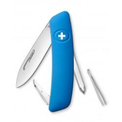 Нож перочинный SWIZA D02, синий